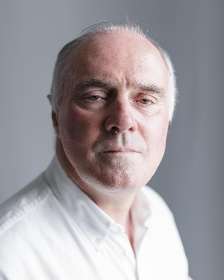 Portrait Klaus Zeyringer