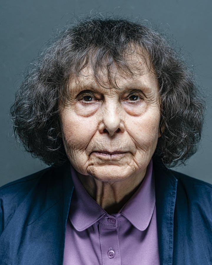 Portrait Sofia Gubaidulina