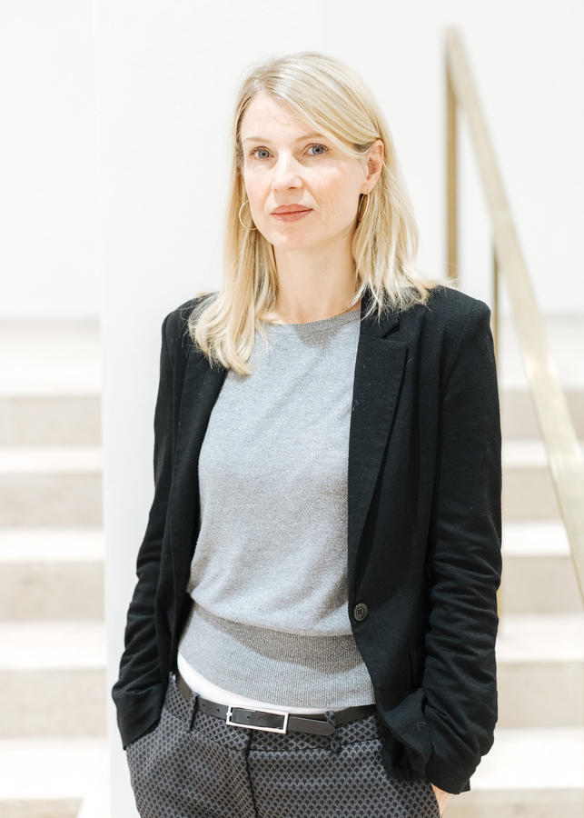 Portrait Tina Hildebrandt